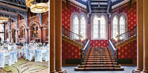 Wedding St Pancras Hotel